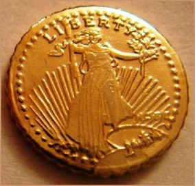 Moeda De Ouro De 1927 Liberty