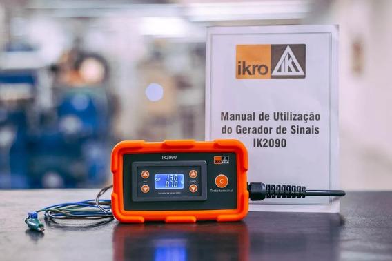 Ik2090 Gerador De Sinais - Teste De Regulador De Voltagem