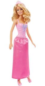 Boneca Barbie Princesa Original Mattel Dmm06