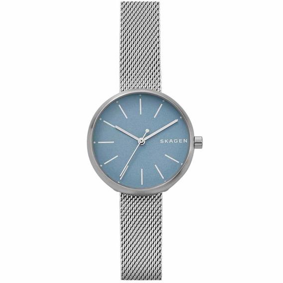 Relógio Skagen Feminino Slim Analógico Skw2622/1vn