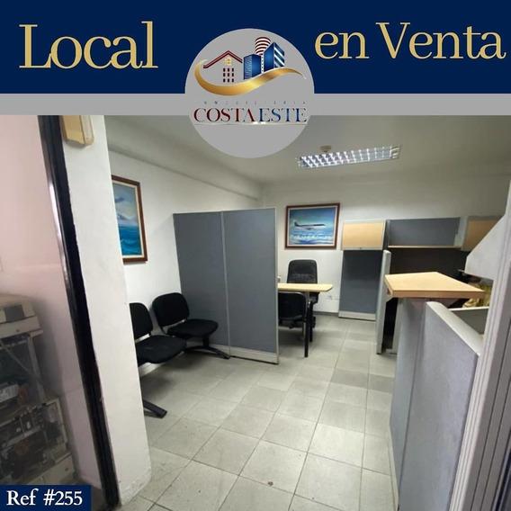 Ref 255 Vent De Local De Oficina En La Guaira