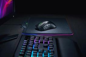 Mouse Razer Mamba Hyperflux + Pad Mouse Firefly Hyperflux