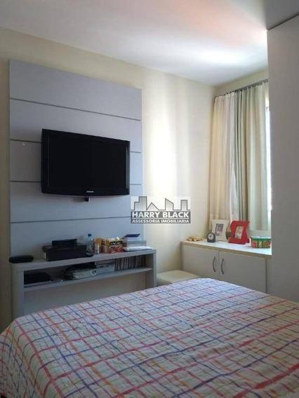 Apartamento Com 3 Dormitórios À Venda, 74 M² Por R$ 400.000 - Torre - Recife/pe - Ap3711