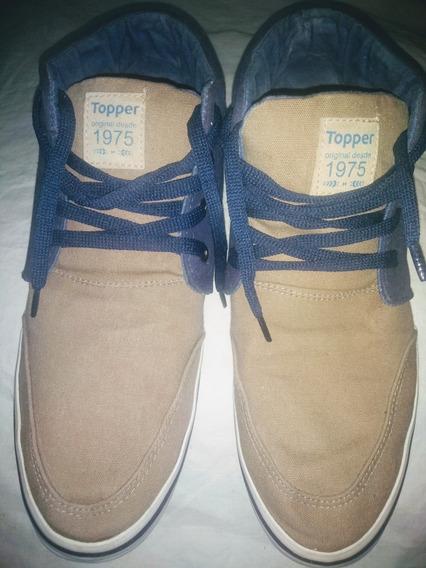 Zapatillas,topper