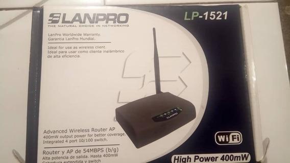 Router Wifi Lanpro