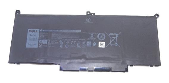 Bateria Dell Latitude 60wh 7480 7490 7280 F3ygt Nova Origina