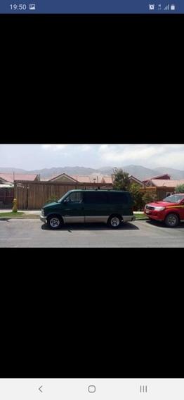 Chevrolet Astrovan Awd 4.3