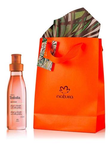 Spray Tododia Mandarina Y Cardamomo 200ml Natura