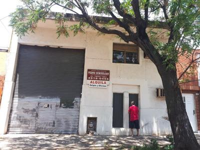 Alquilo O Vendo Galpon Deposito Oficinas