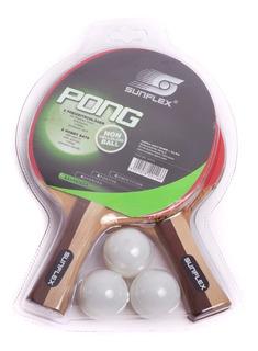Set Ping Pong Sunflex-sx20116- Open Sports
