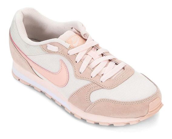 Novo Nike Md Runner 2 Original 749869 Tênis Feminino Retro