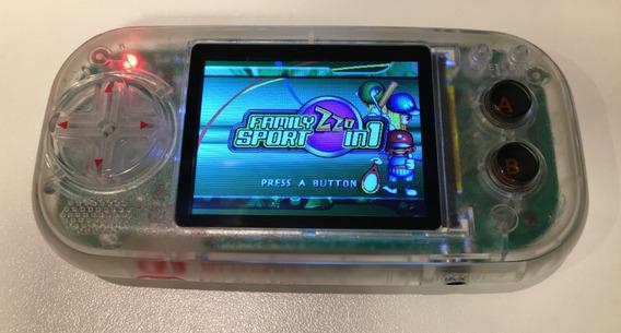 Mini Arcade Games Retro 220 Em 1 16bit