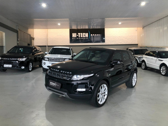 Evoque Pure Si4 2013 - Blindado