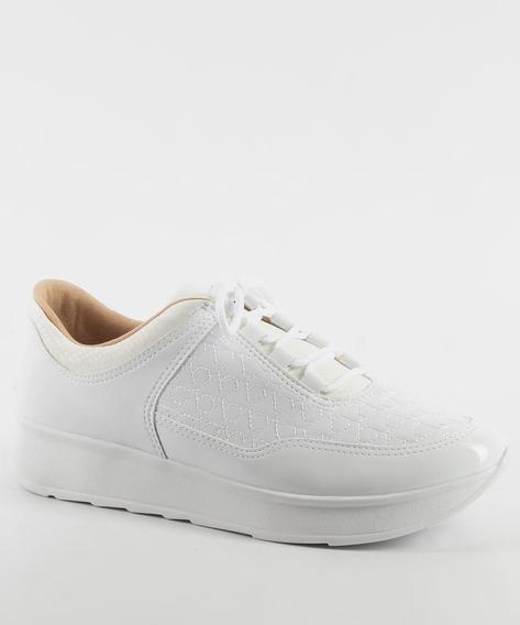 Tênis Comfortflex Casual Branco