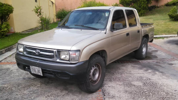 Toyota Hilux Motor 2.4