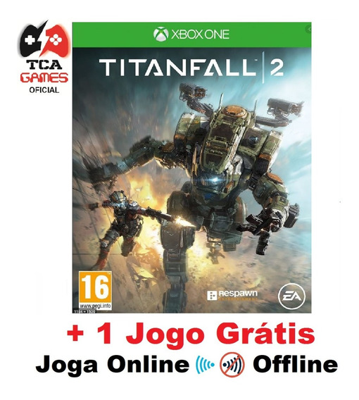 Titanfall 2 Xbox One Mídia Digital