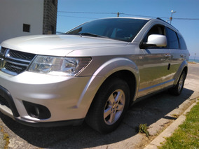 Dodge Journey 2.4 Sxt Atx (3 Filas)+dvd+techo 2011