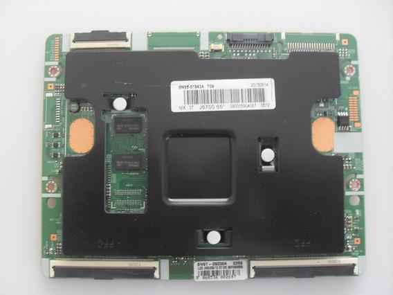 Placa Tcon Tv Curve Samsung 65 Pol Un65ju6700g Nova