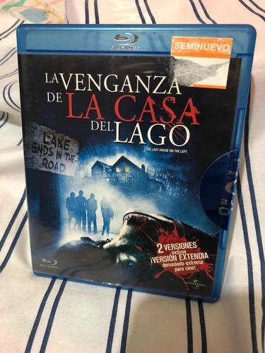 Imagen 1 de 3 de La Venganza De La Casa Del Lago Película De Terror
