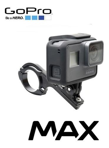 Soporte Para Bicicleta Genérico Metálico Go Pro Max 360