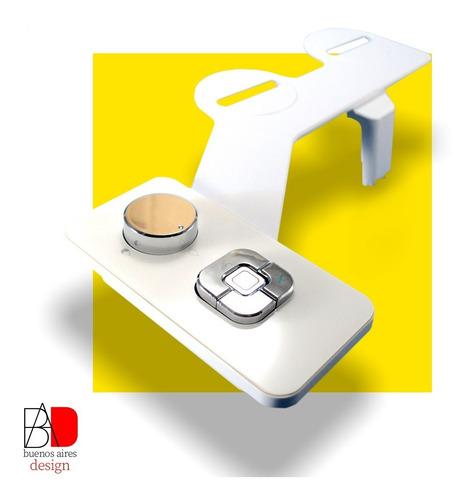 Imagen 1 de 10 de Bidet Para Inodoro Duchador Bidet Matic De Mano Flow Magnus