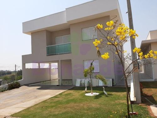 Casa A Venda Alto Padrão, Gran Ville São Venâncio, Itupeva. - Ca10332 - 69192872
