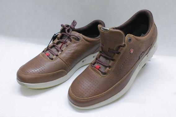 Zapatos Casual Para Caballero Swissbrand Lk
