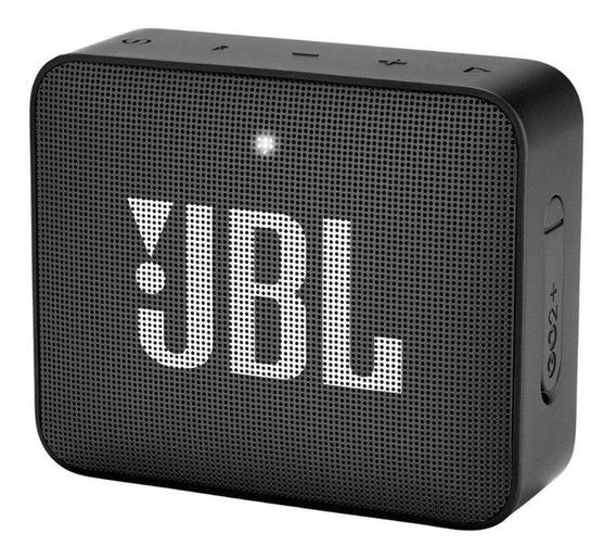 Caixa De Som Jbl Go2,bluetooth,prova D