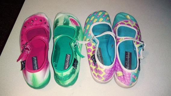 Zapatos Niña Varias Tallas Minichocolatinas Y Big Star