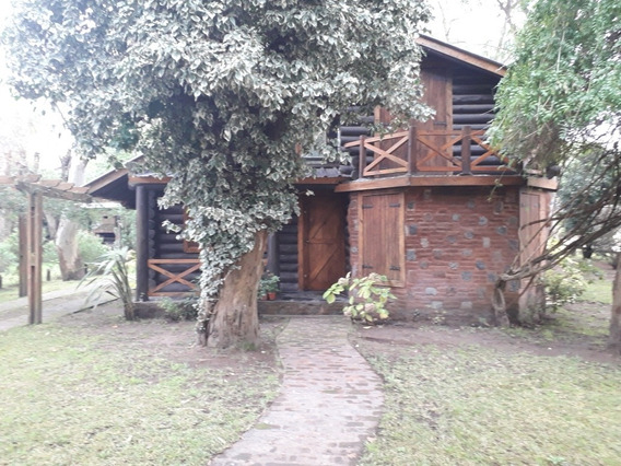 Cabaña En Pinamar Venta O Permuta Por Casa En Viilla Angost