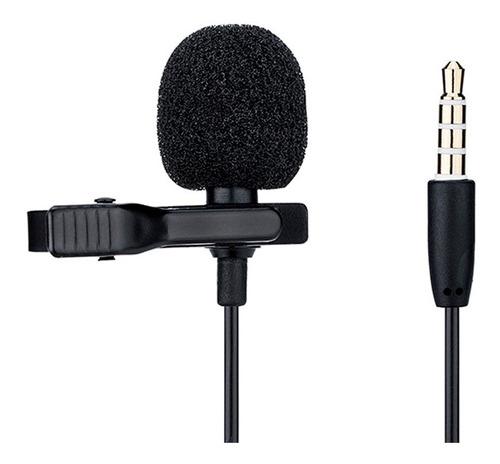 Microfono Lavalier Sgm-28 Celular Smartphone iPhone Samsung