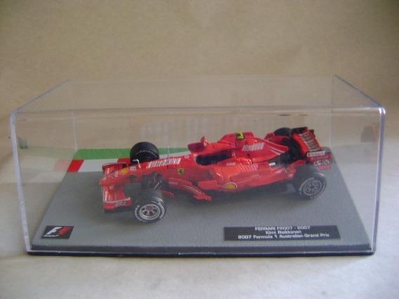 Nico Ferrari F2007 G P Australia Formula 1 (avv 77)
