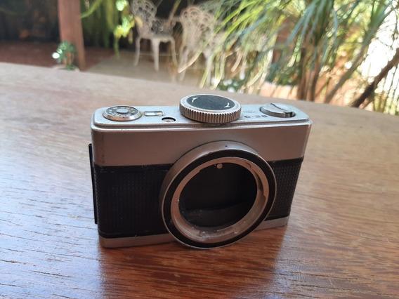 Câmera Antiga Para Microscópio Olympus