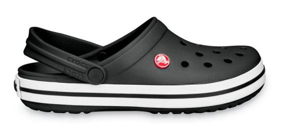 Crocs Crocband Unisex Black Negro Originales