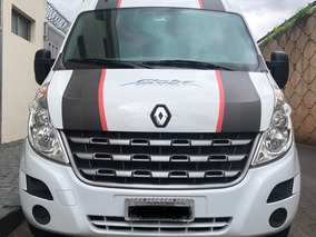 Motorhome Renault Master Expedition Globe Oportunidade