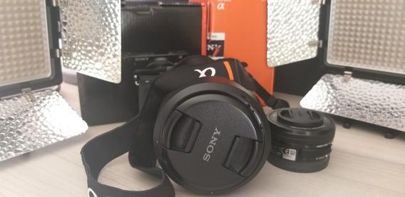 Camera Sony A6300 Com Assessórios