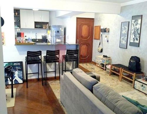 Imagem 1 de 10 de Apartamento - Santana - Ref: 6553 - V-6553
