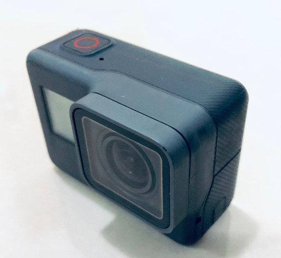 Gopro Hero 5 Black Edition - Zerada Bem Conservada!! C/ Case