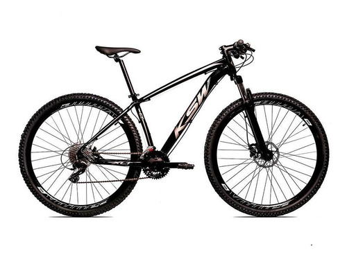 Imagem 1 de 9 de Bicicleta Alum 29 Ksw Cambios Gta 27 Vel Freio Disco Hidrául