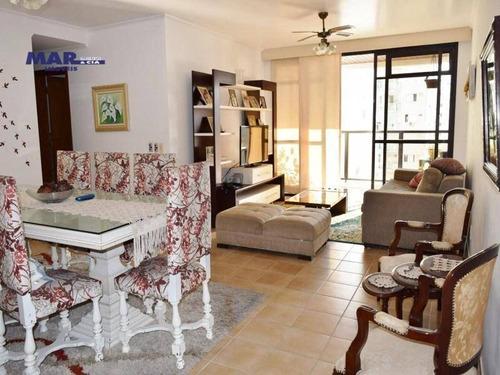 Imagem 1 de 20 de Apartamento Residencial À Venda, Centro, Guarujá - . - Ap8002