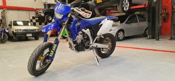Yamaha Wr 450f 2008
