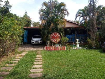 Chácara Com 3 Dormitórios À Venda, 1050 M² Por R$ 285.000 - Serra Verde - São Pedro/sp - Ch0155