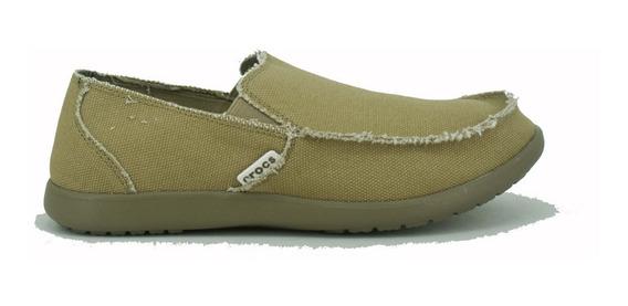 Zapatos Crocs Hombre Santa Cruz Khaki Khaki