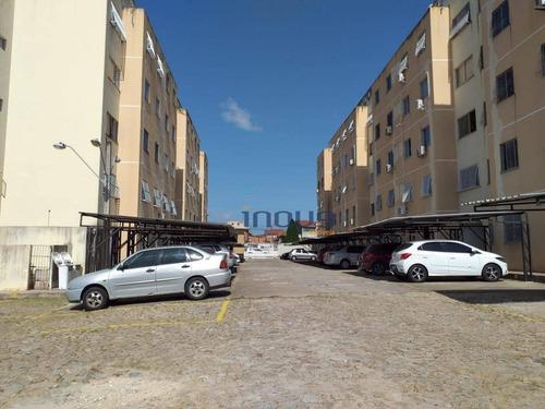 Apartamento Com 2 Dormitórios À Venda, 48 M² Por R$ 140.000,00 - Itaperi - Fortaleza/ce - Ap0860
