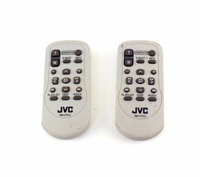 Controle Remoto Jvc Para Câmeras Usado E Sem Embalagem A8341