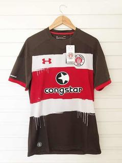 Camisa St Pauli 17-18 (tam M E G) - @timesdomundofc