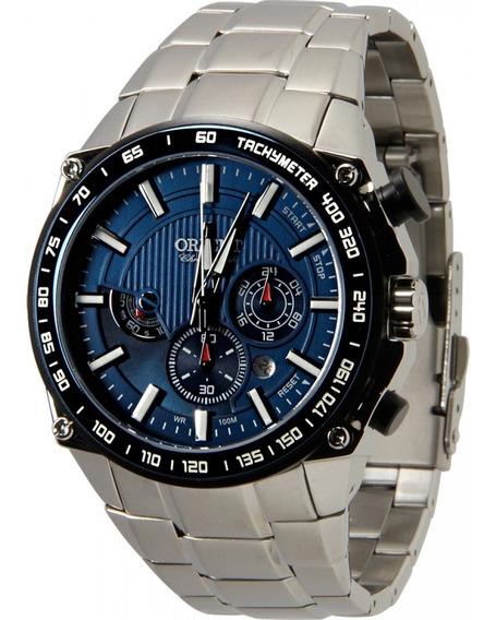 Relógio Orient Cronograph Mbssc077 D1sx