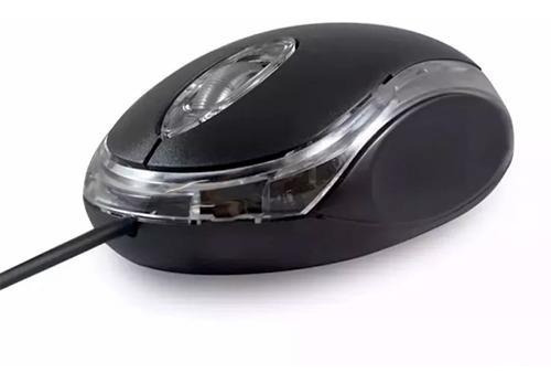 Kit 10 Mouse Usb Optico Notebook Pc 1000 Dpi Classic Lacrado