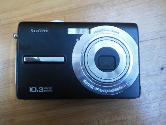 Câmera Kodak M1063 Ler O Anúncio