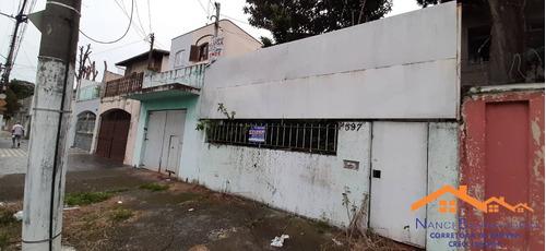 Imagem 1 de 3 de Sobrado Pq Cruzeiro Do Sul Sp - 20492